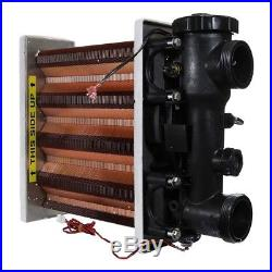 Brand New Genuine Hayward Fdxlhxa1300 Heat Exchanger Replacement Assy For H300fd