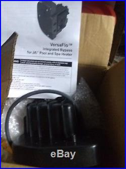 Brand New Jandy Versa FlowIntegrated Bypass For JXI Pool And Spa Heaters 200-400