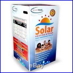 Brand New Smartpool WWS601P Sunheater Solar Pool Heater for In Ground Pools