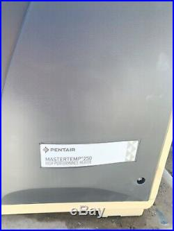 Brand new Pentair Mastertemp 250k 460732 Pool Spa Heater