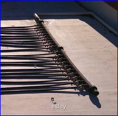 Build Do-It-Yourself Solar Pool Heater Plans