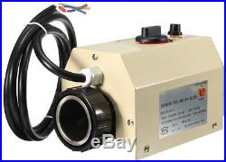 COASTS 3KW 220V Swimming Pool And SPA Hot Tub Electric Water Heater Thermostat