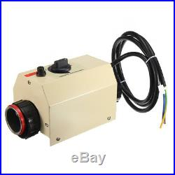 COASTS 3KW 220V Swimming Pool & SPA Hot Tub Electric Water Heater Thermostat