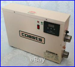 COASTS 5/7/9/15/18KW WATER HEATER THERMOSTAT for SWIMMING POOL POND & SPA HEATER