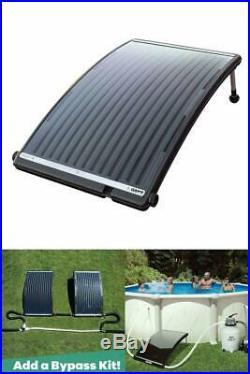 Calentador De Agua Solar Para Piscinas Enterradas Y Subterráneas Intex Y Bestway