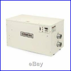 Coates 34845PHS PHS Series 45kW, 480V, 55 Amp, Three Phase, Pool Heater