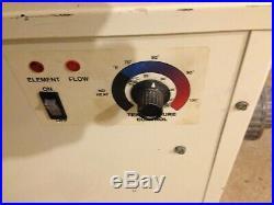 Coates Electric pool heater model 34857phs 3 phase