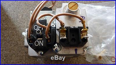 Combination Gas Control Valve, 42001-0051S