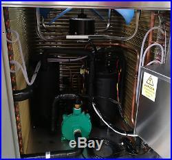 Cool Energy 10- 24kW Mitsubishi Inverter Air Source Heat Pump Water Heater