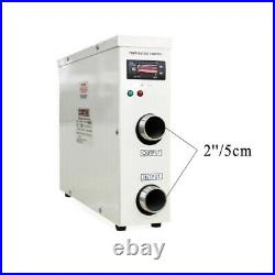 Digital Display Electric Swimming Pool Water Heater 11KW 220V Thermostat Hot Tub