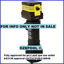 ELEMENT Davey/Spa Quip 6kw CLASSIC SPA heater genuine Hermetic original 100%