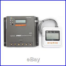 EPEVER 60A 12V 24V 36V 48V ViewStar VS6048BN EP PWM Solar Charge Controller