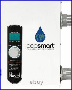 EcoSmart SMART POOL 18 Electric Tankless Pool Heater 18kW 240 Volt 75 Amps