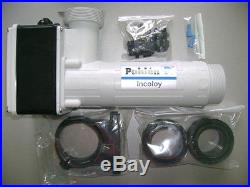 Electric swimming pool heater Pahlen 141604, 15 kW. NIB