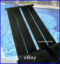 Energy Saving Above Ground Inground Swimming Pool Solar Sun Heating Panel Heater