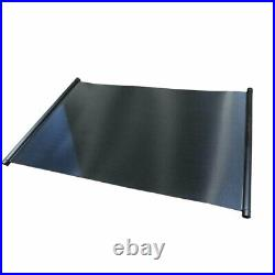 FAFCO 4 X 8 Foot SunSaver Solar Powered Panel Pool Heating System (Open Box)