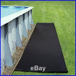 FAFCO Large Black Solar Bear Series Solar Panels Swimming Pool Heater