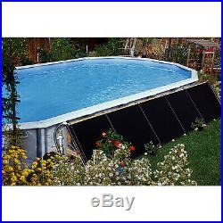 FAFCO Solar Bear Environmentally Friendly Above Ground Pool Solar Heating System