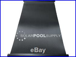 FAFCO SunSaver Solar Pool Heater Panel DIY Kit (4) 4'x12' 192 Square Feet