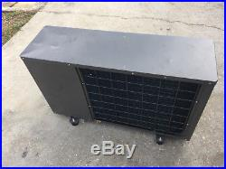 FibroPool FH 055 swimming pool heater, Scratch and Dent #2, full warranty