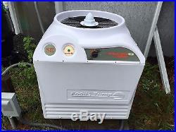 Focus Temp Hi-Tech SE Heat Pump Pool Heater