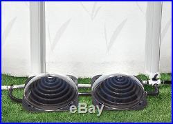 GAME 4512 SolarPRO XD1 AquaQuik Swimming Pool Solar Heater Heating Coil Intex