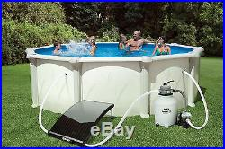 GAME 4721 SolarPro Above Ground Swimming Pool Curve Solar Panel For Intex Pools