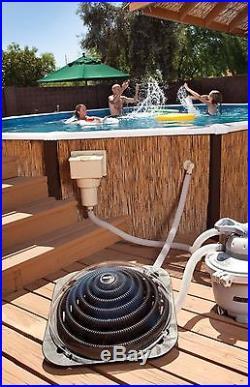GAME SolarPRO 4512 XD1 Above Ground AquaQuik Swimming Pool Solar Pool Heater