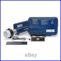 Gecko BDLYJ2K300 4kW IN. YJ-2 Heater with IN. K300-1OP Keypad & Ligh