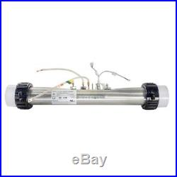 Gecko T9920-101435 240V 4kW Spa Heater with Heat. Wave Assembly