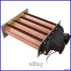 Genuine Hayward Heat Exchanger Assembly ED1 ED2 HAXHXA1253 NEW for H250 heater