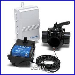 Goldline Solar Controller Kit GLC-2P-A (GL-235, Valve, Actuator, and 2 Sensors)