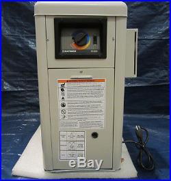 Hayward 100 000 Btu Spa Pool Propane Gas Heater H100idp1 Low Nox