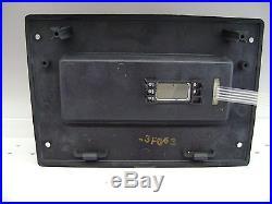 Hayward Control Bezel And Key Pad For Idl2 Model Heater Idxl2bkp1930