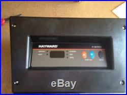Hayward Control Bezel Assembly For Idl Series Heater Oem