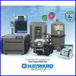 HAYWARD H100ID1 100,000 BTU Natural Gas Above Ground Pool Heater Damaged