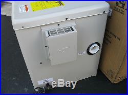 Hayward H100id1 100 000 Btu Natural Gas Heater Above Ground Pool Spa