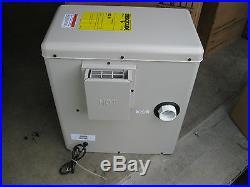 HAYWARD H100ID1 100,000 BTU Natural Gas Heater Above Ground Pool/Spa