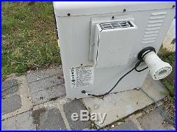 HAYWARD H100ID1 NATURAL GAS ABOVE GROUND POOL HEATER 100K BTU metal with some PV