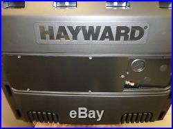 HAYWARD H250FDN UNIVERSAL H-SERIES LOW NOX 250,000 BTU NATURAL GAS POOL HEATER