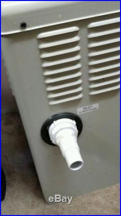 HAYWARD HEATER INDUCED DRAFT 100 LP H100IDP1 propane