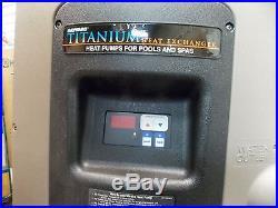 HAYWARD HP21104T HEATPRO SWIMMING POOL HEAT PUMP 110K BKU
