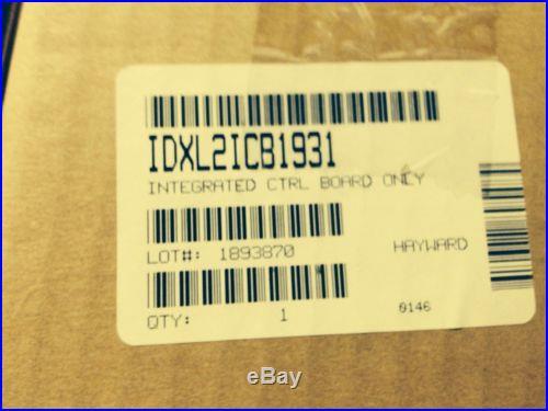 HAYWARD IDXL2ICB1931 INTEGRATED CONTROL BOARD FOR IDXL2 HEATER