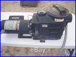 Hayward Super II Pump 1 1/2 HP