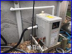 Hayward 100,000 Btu Pool Or Spa Propane Gas Heater H100idp1