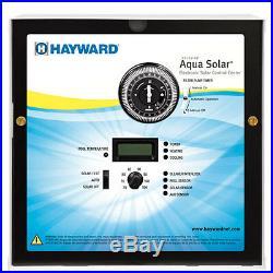 Hayward Aqua Solar Control System with AQ-SOL-LV-TC, Valve, Actuator & Sensor Kit