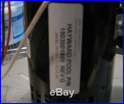 Hayward Combustion Blower for H-Series Low NOx Heater -(IDXLBWR1930) Brand New