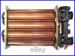 Hayward FD400 Heater Heat Exchanger FDXLHXA1400
