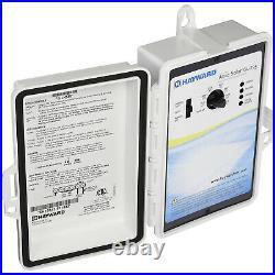 Hayward GL-235 AquaSolar Programmable Swimming Pool Heating Control System Kit