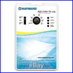 Hayward GL-235 Solar Controller Only for Swimming Pools Panels